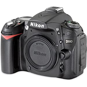 Nikon D90 12.3MP Digital SLR Camera