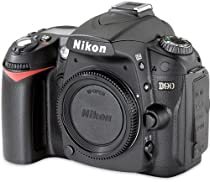 Nikon D90 12.3MP Digital SLR Camera (Body Only)