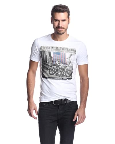 Fresh Men's Short Sleeve Graphic Tee