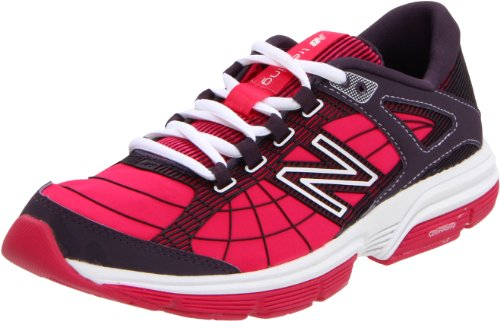 New Balance Women's WX813 Training Shoe,Purple/Pink,8 B US