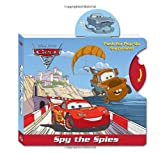 Cars 2: Spy the Spies (Cars 2 (Board))