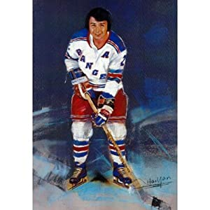 York Kitchens on Brad Park New York Rangers Nhl Hockey Poster Print   11x17  Amazon Ca