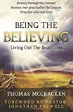 img - for Being The Believing: Living Out The Beatitudes book / textbook / text book