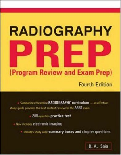 Radiography PREP Program Review & Exam Preparation