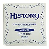 HISTORY HEGSN010 エレキギター弦 10本セット バラ弦 (ヒストリー)