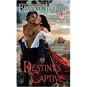 Destiny's Captive by Beverly Jenkins