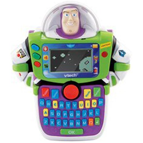 VTech Toy Story Buzz Lightyear Learn and Go Handheld Learning System