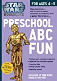 Star Wars Workbook: Preschool ABC Fun