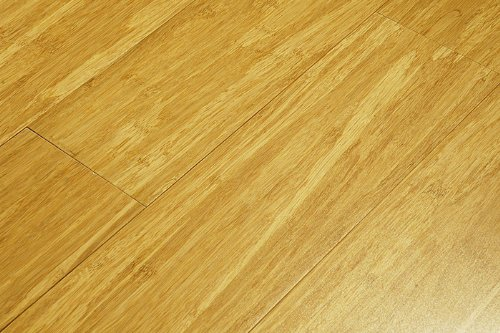 6ft Amerique Strand Woven Natural Solid Bamboo Flooring