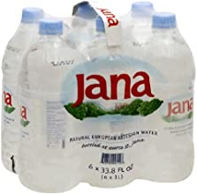 Jana Water Artesian 1L 6Pk 6 LT Pack of 2
