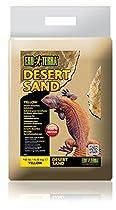 Exo Terra Desert Sand, 10-Pound, Yellow