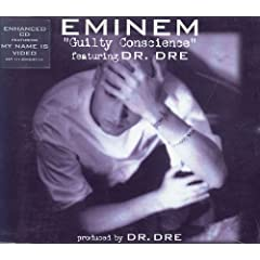 Eminem featuring Dr. Dre - Guilty Conscience
