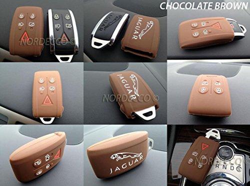 in-silicone-di-qualita-5-tasto-smart-keyless-fob-protector-case-jaguar-xk-xf-se-xfr-marrone