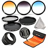 Objektiv Filter Set 62mm K&F Concept® ND Filter Set 62mm