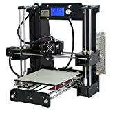 ALUNAR DIY Prusa i3 Kit High Accuracy Self-Assemble 3D Printer Prusa Mendel-Advanced Model-More Stable Easier Assembling Desktop 3D Printer