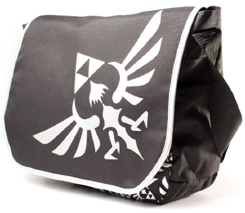 The Legend of Zelda Borsa Tracolla Cartella Cover Zelda Bioworld Merchandising Nintendo Borse