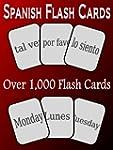 Spanish Vocabulary Flash Cards - Lear...