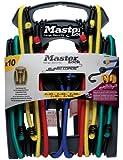 MASTER LOCK - 3043EURDAT - 10er Set Gummi Spannseilen