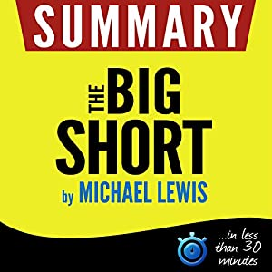 The Big Short: Inside the doomsday machine Hörbuch