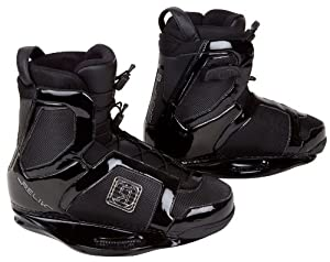 Ronix Relik Boot Black/ Chrome 2011- 12