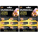 Duracell Alkaline Battery AA1 Pack Of 2 (12 Cell)