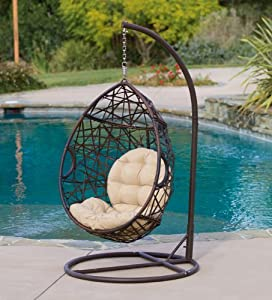 Amazon Com Best Selling Egg Shaped Outdoor Swing Chair