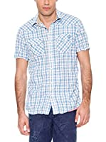 Pepe Jeans London Camisa Reef (Azul)
