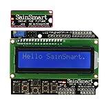 SainSmart LCDキーパッド・シールド for Arduino UNO MEGA Duemilanove