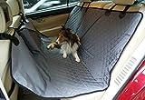 Tomkit Hund Autoschondecke Hundeautositz Doppelt Dick Rutsch Wasserdicht für Haustier