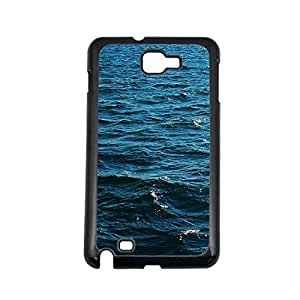 Vibhar printed case back cover for Samsung Galaxy Note 2 BlueWater