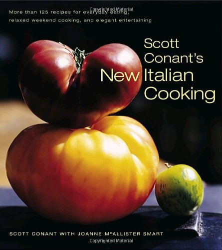 Scott Conant's New Italian Cooking