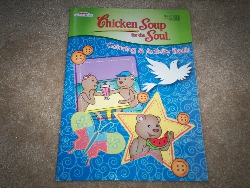 Chicken Soup For The Soul Coloring and Activity Book