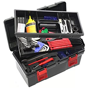 BIKEHAND Complete Bike Bicycle Repair Tools Tool Kit by Bikehand