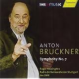 ブルックナー:交響曲第7番ホ長調 WAB.107 (Bruckner : Symphony No.7 / Norrington, RSO Stuttgart (2008 Live))
