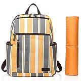 Mengma 4�colores impermeable Nylon Bolsa de viaje mochila, Climping pa�ales con cambiador bolsa para ropa h�meda