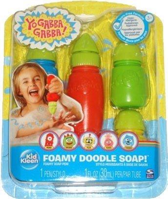 Yo Gabba Gabba Foamy Doodle Soap - 1