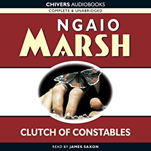 Clutch of Constables | [Ngaio Marsh]