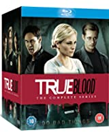 True Blood - The Complete Series [Blu-ray] [2008] [Region Free]