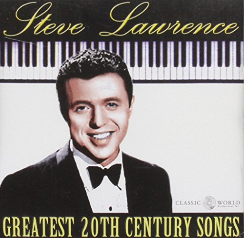 Steve Lawrence - greatest 20th century songs - Zortam Music