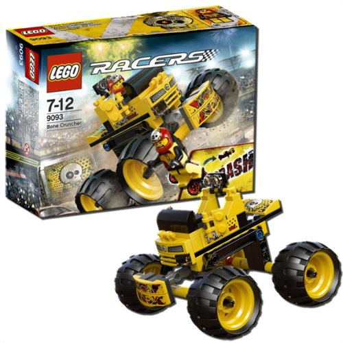 LEGO Racers Bone Cruncher 9093 Amazon.com