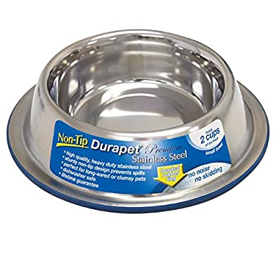 Durapet Non-Tip Bowl, Small