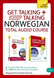 Margaretha Danbolt-Simons Get Talking and Keep Talking Norwegian Pack (Teach Yourself Language)