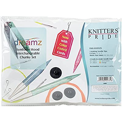 Knitter's Pride Dreamz Chunky Interchangeable Needles Set