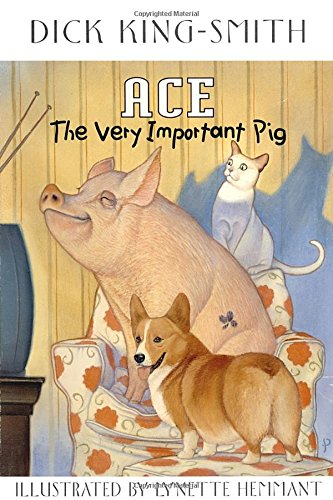 Ace: The Very Important Pig PDF