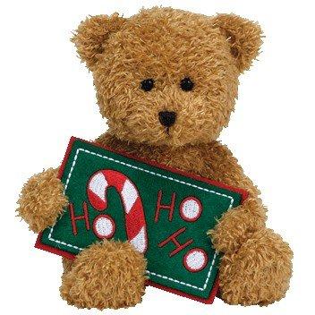 TY Beanie Greetings  Ho Ho Ho