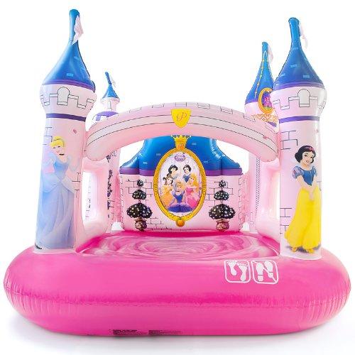 Imagen 3 de Castillo hinchable infantil princesas Disney 157 x 147 x 163 cm
