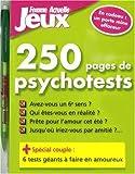 echange, troc Marilyn Chauvel - 250 pages de psychotests