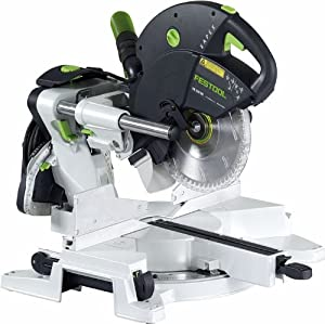 Festool Kapex KS 120 Sliding Compound Miter Saw - Power Miter Saws