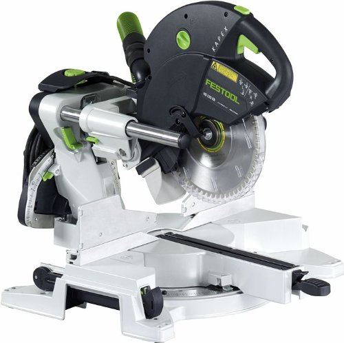 Check Out This Festool Kapex KS 120 Sliding Compound Miter Saw