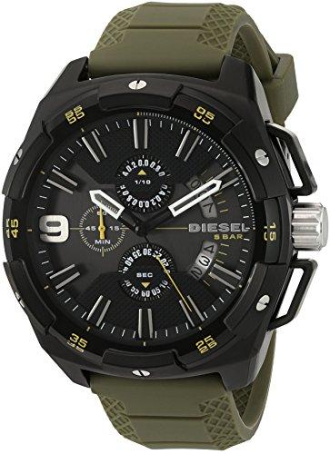 diesel-mens-dz4396-heavyweight-black-ip-green-silicone-watch